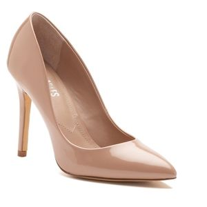 Nude Heels by Style Charles by David Charles